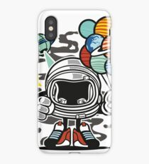 Astronaut Gift From Outer Space iPhone Case