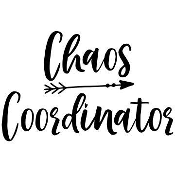 Chaos coordinator by caddystar