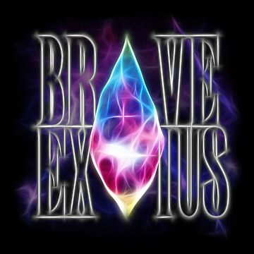 Brave Exvius in Space Sticker by SwitchBox