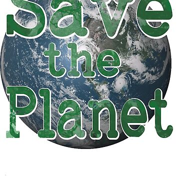 save the planet  by silverscreen