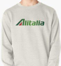 Alitalia Logo Pullover