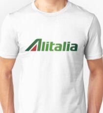 Alitalia Logo Unisex T-Shirt