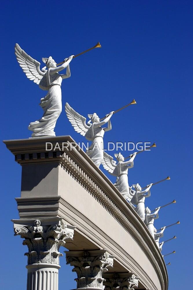 Sound The Horns by DARRIN ALDRIDGE