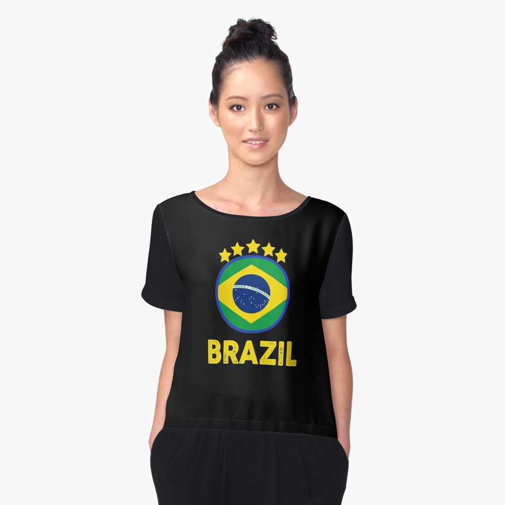 c9fbea942 Brazil World Cup Shirt Football Kit For Russia 2018 Brazilian National Team  Store Soccer Jersey For