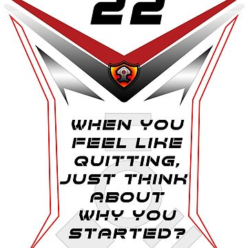 Don't Quit Think About Why You Started by sportsimpact