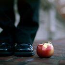 apple #4 by Stephen Sheffield