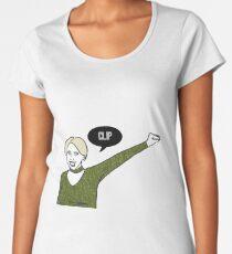 Clip Women's Premium T-Shirt