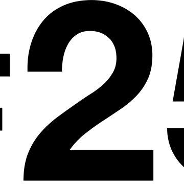 25 by eyesblau