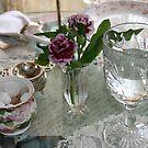 tea table by Sheila McCrea