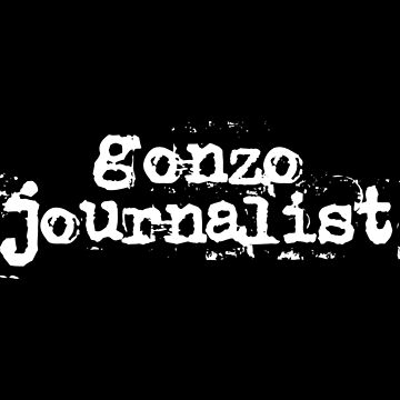 Gonzo Journalist by tinybiscuits