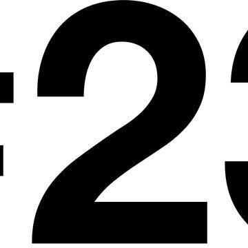 23 by eyesblau