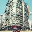 Kowloon Crossing by Pascal Deckarm
