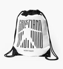 Stay In Your Heart Drawstring Bag
