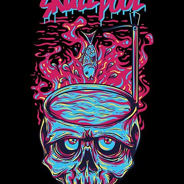 Skull Pool Funny by overstyle