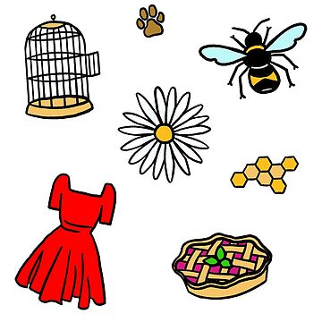Pies, Bees, Dresses and More by figPYBFO