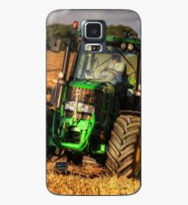 Tractor and the Baler Case/Skin for Samsung Galaxy