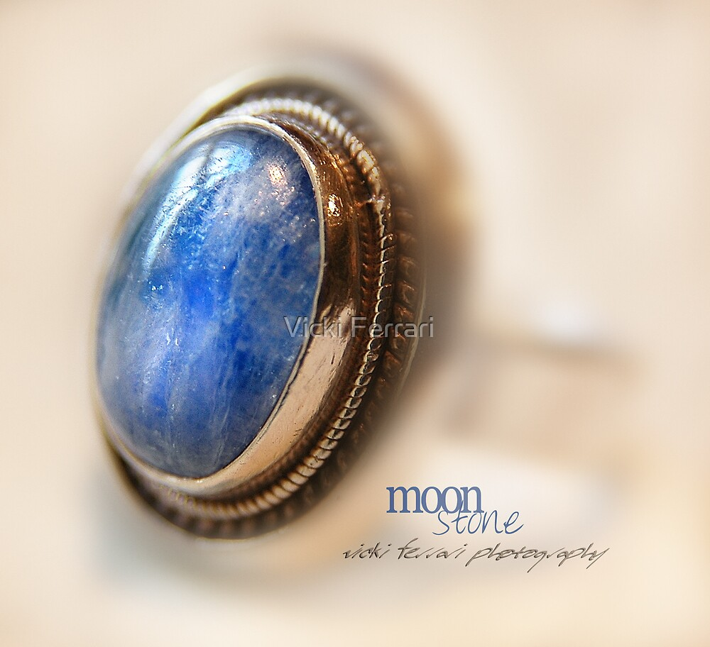 Moon Stone © Vicki Ferrari Photography by Vicki Ferrari