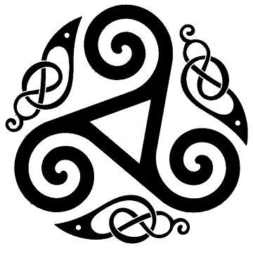 Celtic -Three. by timothybeighton