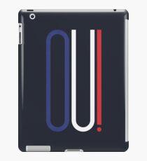 OUI! iPad Case/Skin