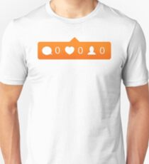 instagram notification T-Shirt