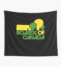 Boards of Canada  Wall Tapestry