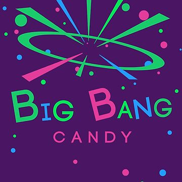 Big Bang Candy by bubblemunki