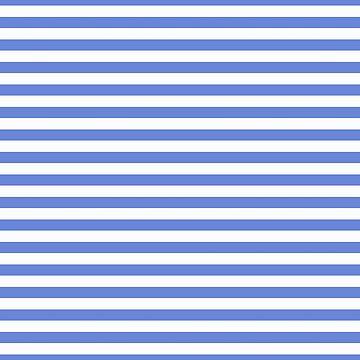 Light blue marine stripes pattern by cool-shirts