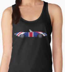 coche de la película Austin Powers Camiseta de tirantes para mujer