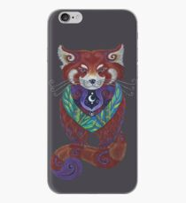 Red Panda Totem iPhone Case