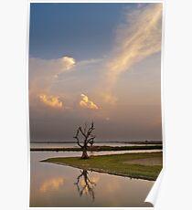 Amarapura Sunset Poster