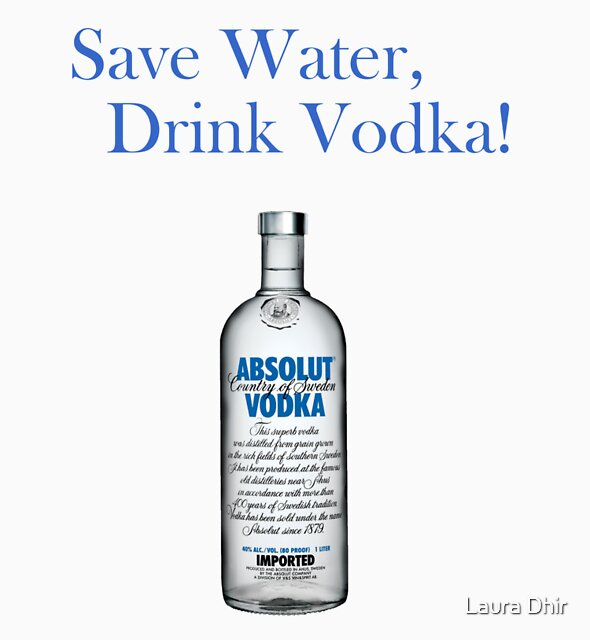 Save Water by Laura Dhir