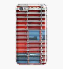 glass blinds iPhone Case/Skin