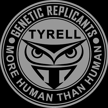 Tyrell Corporation - More Human Than Human by onitees