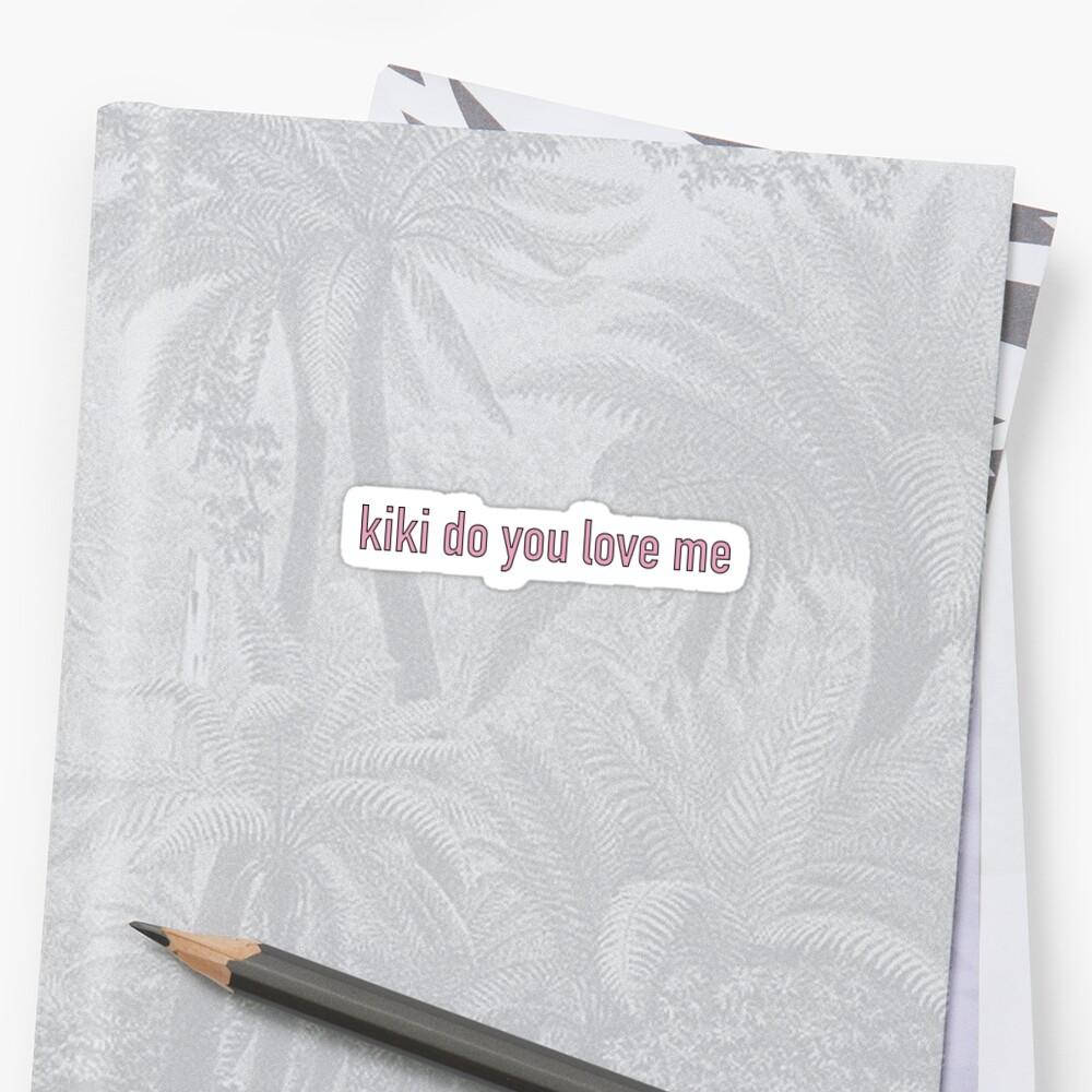 KIKI by Mary Sales