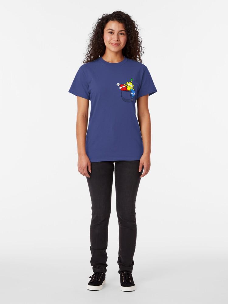 Alternate view of Pocketmin Classic T-Shirt