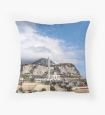Europa Point Throw Pillow