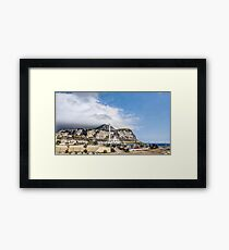 Europa Point Framed Print