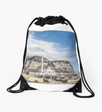 Europa Point Drawstring Bag