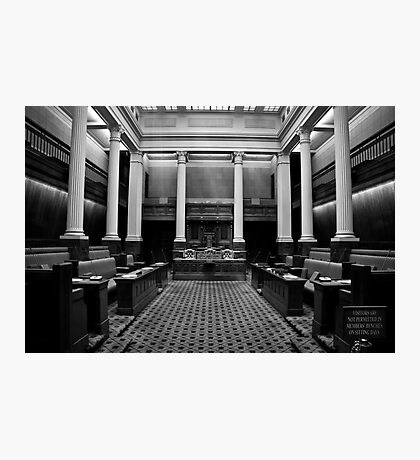 The Legislative Council Photographic Print