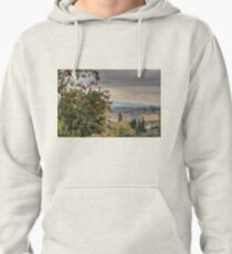 Tuscan Countryside Pullover Hoodie