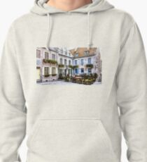 Place Royale - Old Quebec City Pullover Hoodie
