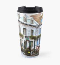 Place Royale - Old Quebec City Travel Mug