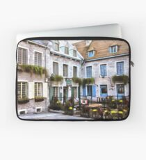 Place Royale - Old Quebec City Laptop Sleeve