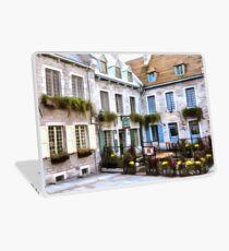 Place Royale - Old Quebec City Laptop Skin
