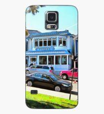 Main Street - Bar Harbor Case/Skin for Samsung Galaxy