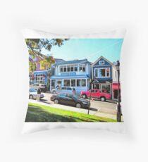 Main Street - Bar Harbor Floor Pillow