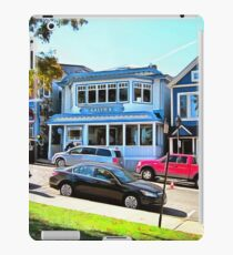 Main Street - Bar Harbor iPad Case/Skin
