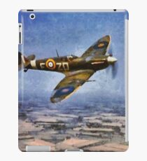 Spitfire, WWII iPad Case/Skin