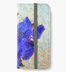 Vandas in Bloom iPhone Wallet/Case/Skin