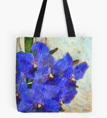 Vandas in Bloom Tote Bag